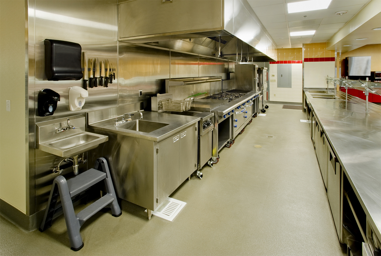 Commercial Kitchen Grease Exhaust Cleaning