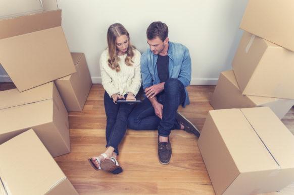 Moving Boxes San Ramon California